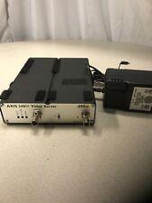 Axis 2401+ Video Server Network IP Security Surveillance Server Encoder