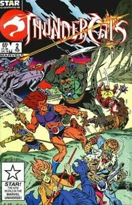 Thundercats #2 FN 1986 Stock Image