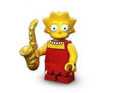 YRTS Lego SIMPSONS - LISA ¡Nuevo! Minifigures minifigura nº4