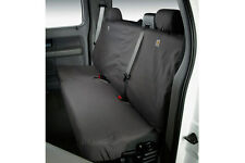 Carhartt Seat Saver TOYOTA TUNDRA Seat Covers GREY For REAR