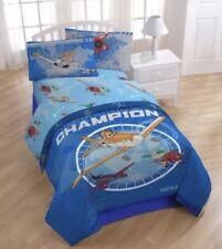 Disney Planes Comforter Kid's Bedding Twin/Full Airplane Blanket Reversible