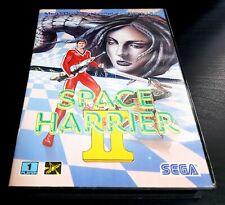 Sega Mega Drive/Genesis Space Harrier II JAPAN NTSC