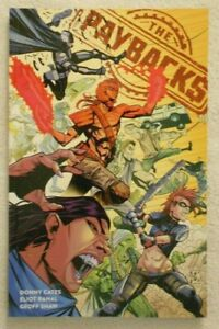 The Paybacks TPB Trade Paperback SC Softcover Donny Cates Dark Horse Comics