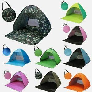 INFANT 50+ UV / UPF Pop Up Beach Garden Tent Beach Shade Sun Shelter Protection+