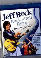 Rock n Roll Party: Honoring Les Paul (Blu-ray Disc, 2011)