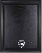 Florida Panthers Hockey Jersey Display Case - Black Finish Frame