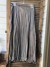 NWOT Skirt by Tribal Earthy Neutral Colors Nothing Matches Style