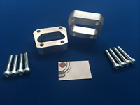 30mm Ford Fiesta, Ka, Puma, Focus Billet Spacer Kit Rear Axle Handling Upgrade