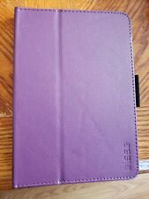 Elsse Purple Case with folio stand for Amazon Fire HD 7