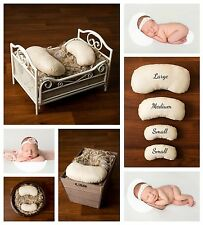 ON SALE! Newborn Photography Posing Beans/ Pillows/ Props - 4 Pack Set