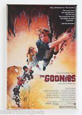 The Goonies FRIDGE MAGNET (2 x 3 inches) movie poster richard donner sean astin