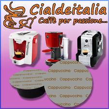 70 capsule MINI CAPPUCCINO Cialdeitalia compatibile A MODO MIO