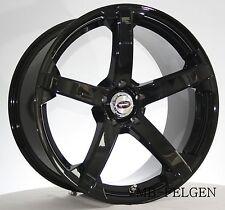 Rimstock Jade-R glanz schwarz 8,5x19 ET45 Felgen VW Mercedes