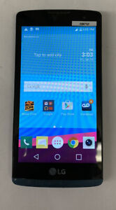 LG LS665 - 8GB - Blue Boost Mobile Clean Esn Works Great Looks Ok FREE SHIPPIN