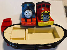 Thomas Train Bulstrode Pull String Floating Tug Boat Toy With 2 Squirt Watertoys