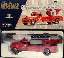 CORGI 74401 1/50 FRENCH Citroen T55 Grande-Echelle Sapeurs Pompiers de Mulhouse