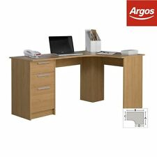 Argos Oak Home Office/Study Contemporary Furniture