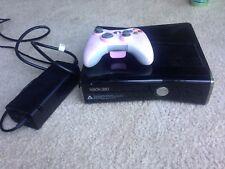 Microsoft Xbox 360 Slim 250GB Console w/ Controller - Great Condition Model 1439