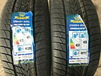 2 X NEW 215 45 16 IMPERIAL SNOWDRAGON UHP TYRES 215/45 R16 90V XL FAST FREE P&P
