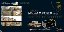 DRAGON ARMOUR  60119, ULTRA RARE, MICHAEL WITTMANN, END OF A LEGEND, TIGER, 1/72