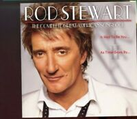 Rod Stewart -Great American Songbook (Four Volumes)