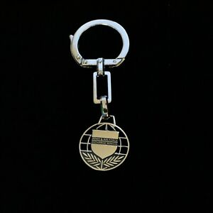 Vintage Sterling Army & Air Force Exchange Service Keychain