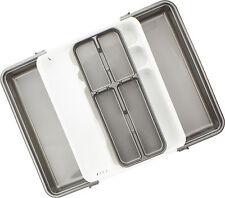 TONTARELLI - Porta Posate Mixy Con Inserto Ed Elementi Laterali