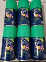 6 Glade Limited Edition Enchanted Floral Garden Automatic Spray Refill 6.2 oz
