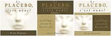 LOT 3 LIVRES AUDIO MP3 Méditation Le placebo c'est vous Joe Dispenza PAS DE CD