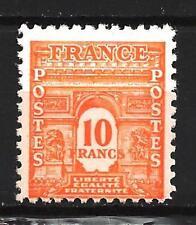 France 1944 Yvert n° 629 neuf ** 1er choix