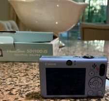 Canon PowerShot Digital ELPH SD1100 IS + extras