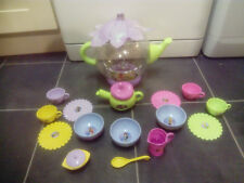 DISNEY PRINCESSES TOY TEA SET