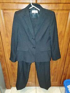 LaSuit Black Women Dress Suit SIZE 10