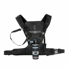 Nicama Camera Carrying Chest Harness Vest With Secure Straps for Canon Dslr Niko