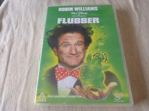 Flubber (DVD) Region 4 Robin Williams Marcia Gay Harden