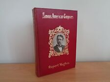 Famous American Composers~Illustrated~Rupert Hughes~1906~Ships FREE!