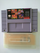 ES-SNES ADAPTER PLAY USA-JAPAN-PAL IN ALL SNES + 5 IN 1 USA CART NEW-2
