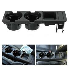 Car Center Console Storage Box Coin & Cup Holder For BMW 3SERIES E46 98-04 T3C8