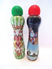 Christmas Bingo Daubers Markers Santa And Candy Cane Designs Set Of 2