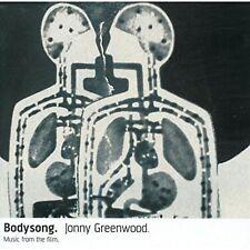 Bodysong - Jonny Greenwood : Greenwood Enhanced, Soundtrack New Music Audio CD