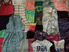 Huge 25 Piece LOT of Girls SPRING SUMMER Clothes Sz 14/16