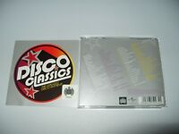 Disco Classics The Greatest Disco Anthems  (2004) 2 cd  40 TRACKS-Ex Condition