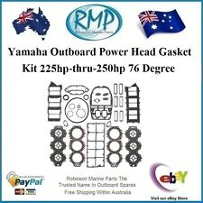 A Brand New Power Head Gasket/Seal Kit Yamaha 225hp-250hp 76 Degree # 65L-W0001
