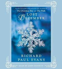 Lost December by Richard Paul Evans 2011 Hardcover