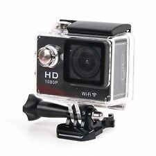 ACTION CAMERA - 5000 WI FI (1080p, H.264 FULL HD)- WATERPROOF - FREE 32G CARD!