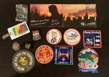 World Scouting and World Jamboree  - Patch Lot