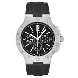Bvlgari Diagono Chronograph Automatic Men's Watch 102333
