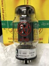 (4) Apex  Matched JJ Electronic KT88 Power Tubes for Tube Amplifiers