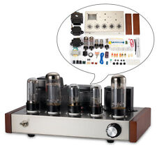 HiFi 6P3P Vacuum Tube Power Amplifier Single-Ended Class A Audio Amp DIY Kit