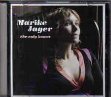 Marike Jager-She Only Knows Promo cd single